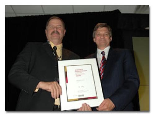 2011 Partner in Education Award
