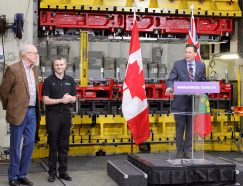 Armo Receives Provincial Support for Major Investment